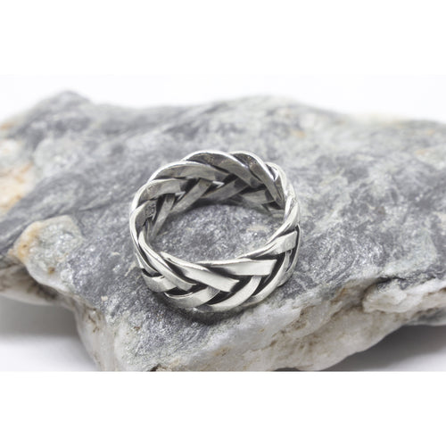 Felicia Silver Ring-JEWELLERY / RINGS-Jewelery Center (THA)-52-The Outpost NZ