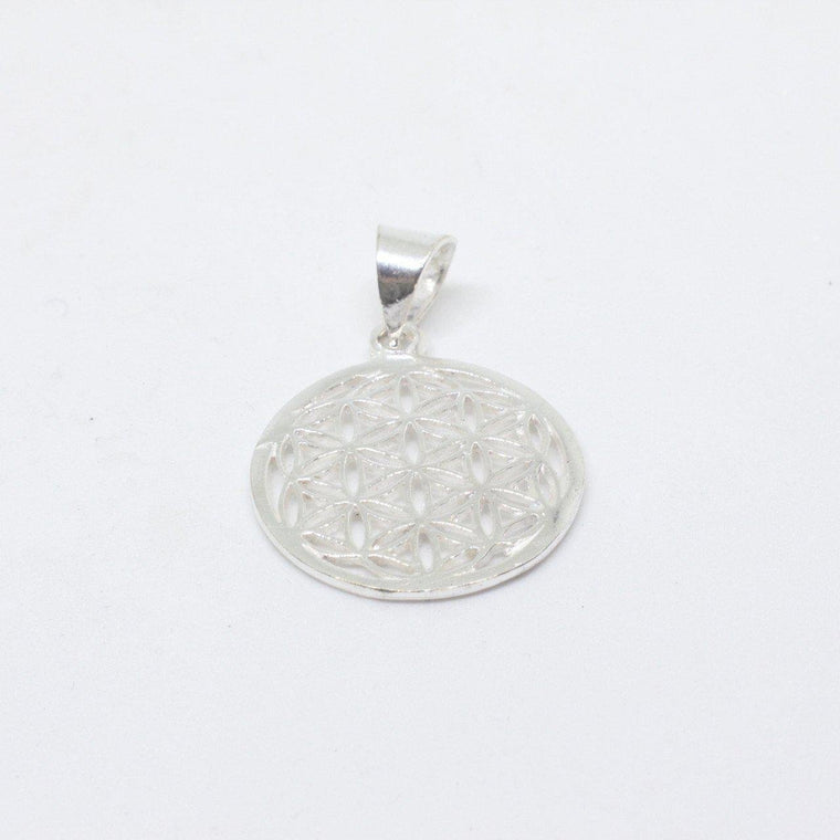Feray Silver Plated Pendant