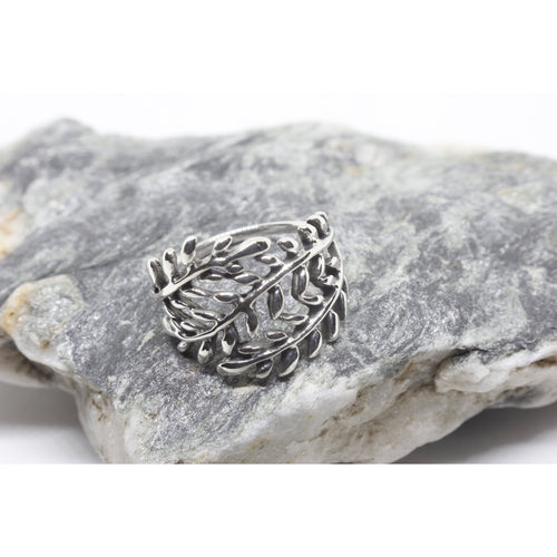 Flavia Silver Ring-JEWELLERY / RINGS-Jewelery Center (THA)-49-The Outpost NZ
