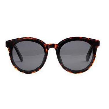 Glamorous Cat Eye Sunglasses-ACCESSORIES / SUNGLASSES-Lonsy Eyewear International Co.Ltd (CHI)-Tortoise-The Outpost NZ