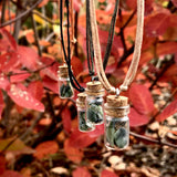 Greenstone Bottle Pendant-NZ JEWELLERY-Nathan Jerry (NZ)-The Outpost NZ