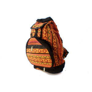 Guitar Backpack-ACCESSORIES / BAGS-Not specified-Orange-The Outpost NZ