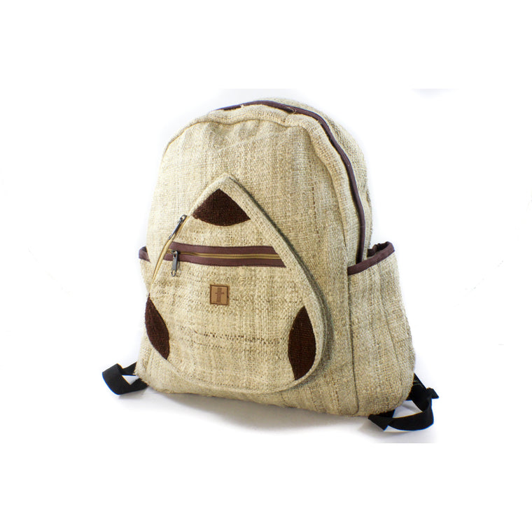 Hemp Teardrop Backpack