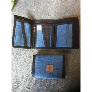 Hemp Wallet-ACCESSORIES / PURSES & WALLETS-Thamel Handicraft Collection (NEP)-Natural-The Outpost NZ