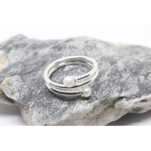Hilaria Silver Ring-RINGS-Not specified-49-The Outpost NZ