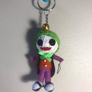 Joker Classic Key Ring-STATIONERY-A-ON (THA)-The Outpost NZ