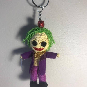 Joker Key Ring-STATIONERY-A-ON (THA)-The Outpost NZ