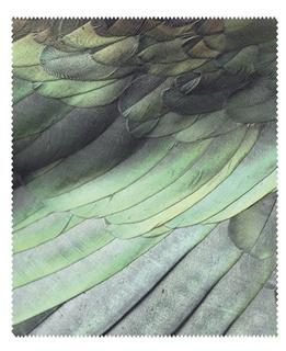 Kereru Feathers Lens Cloth-NZ ACCESSORIES-100% NZ (NZ)-The Outpost NZ