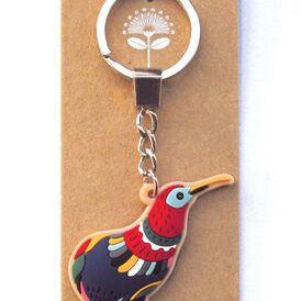 Key Ring-NZ STATIONERY-TofuTree (NZ)-Tui-The Outpost NZ