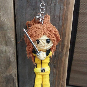 Kill Bill Key Ring-Stationery-Not specified-The Outpost NZ
