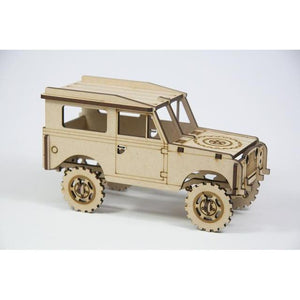 Kitset Vehicles-NZ HOMEWARES-Abstract Designs (NZ)-Landrover-The Outpost NZ