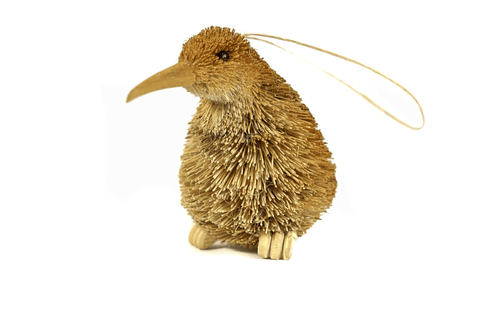 Kiwi Bristle Ornament-NZ GIFT-Ogilvies (NZ)-Snowboard-The Outpost NZ