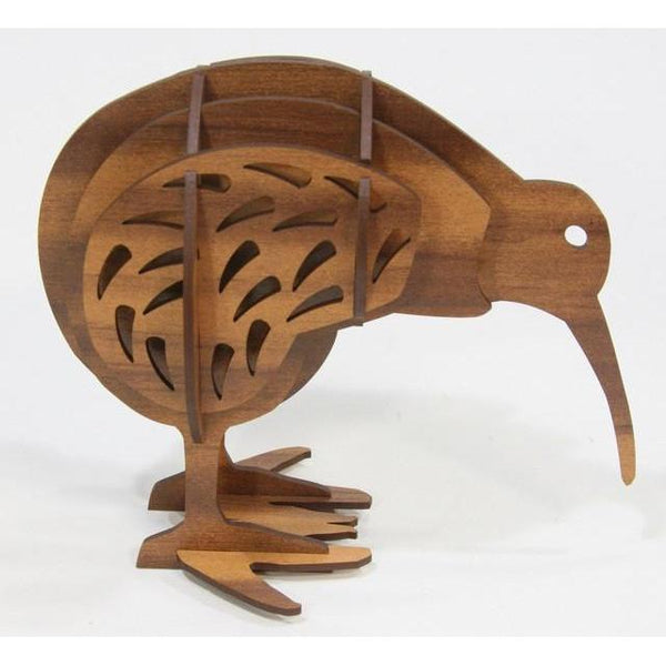Kiwi Kitset Boxed-NZ HOMEWARES-Abstract Designs (NZ)-Wood-S-The Outpost NZ