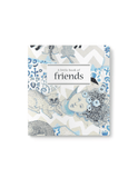 Little Book of...-NZ STATIONERY-Affirmations (NZ)-Friends-The Outpost NZ
