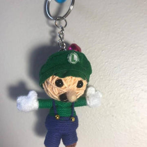 Luigi Key Ring-Stationery-Not specified-The Outpost NZ