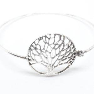 Macey Sterling Silver Bracelet-JEWELLERY / BRACELET-Silver Lion (THA)-The Outpost NZ