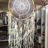 Magnificent Crochet Dreamcatchers-NZ HOMEWARES-Heart 2 Soul (AUS)-The Outpost NZ