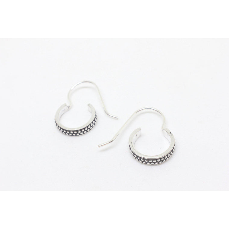 Makanui Silver Plated Earrings