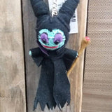 Malificent Key Ring-Stationery-Not specified-The Outpost NZ