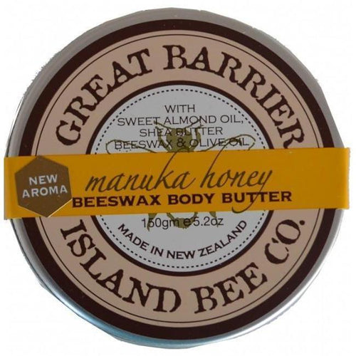 Manuka Honey Beeswax Body Butter 150g-NZ SKINCARE-Fragrance Holdings (NZ)-The Outpost NZ