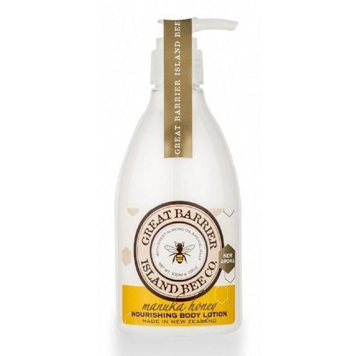 Manuka Honey Nourishing Body Lotion 300ml-NZ SKINCARE-Fragrance Holdings (NZ)-The Outpost NZ
