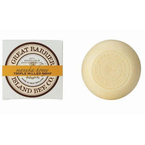 Manuka Honey Triple Milled Soap 140g,NZ SKINCARE,The Outpost NZ The Outpost NZ, New Zealand, outpost, Queenstown