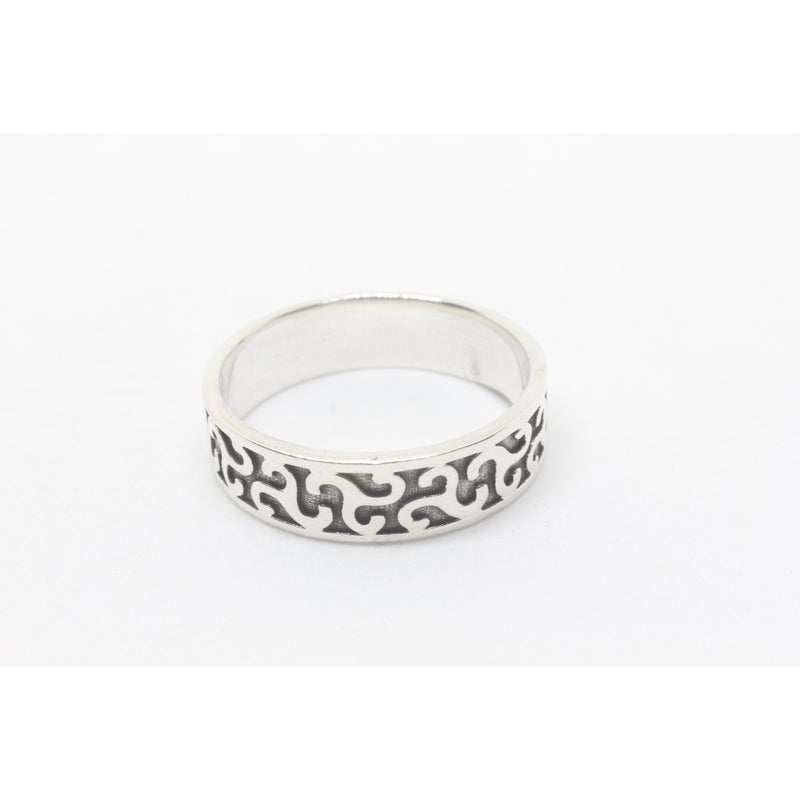 Mode Silver Ring-RINGS-Not specified-Athens-The Outpost NZ