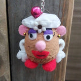 Mrs Potato Head Key Ring-Stationery-Not specified-The Outpost NZ