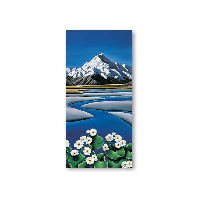 Mt Cook Canvas By Diana Adams-NZ ART-Image Vault ltd (NZ)-The Outpost NZ