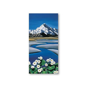 Mt Cook Canvas By Diana Adams,NZ ART,The Outpost NZ The Outpost NZ, New Zealand, outpost, Queenstown
