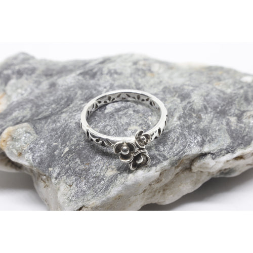 Nalinee Silver Ring-RINGS-Not specified-52-The Outpost NZ