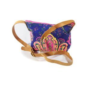 Paisley Side Bag-ACCESSORIES / BAGS-Not specified-Brights/Blue-The Outpost NZ