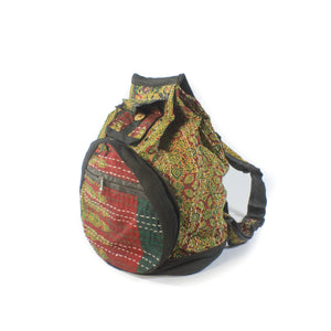 Pattern Guitar Backpack-ACCESSORIES / BAGS-Not specified-L Green-The Outpost NZ