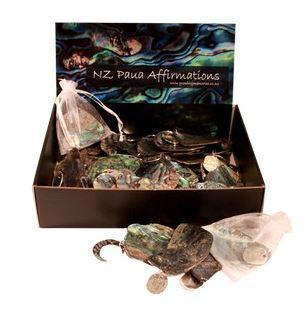 Paua Affirmations-NZ GIFT-Growing Memories (NZ)-Remember the Moments-The Outpost NZ