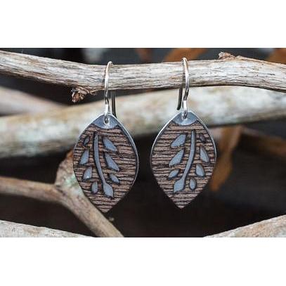 Ponga Earrings