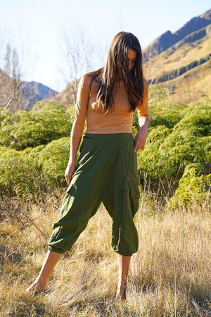 Poseidon Pants-CLOTHING / PANTS-Choice Fashion (NEP)-Olive-S-The Outpost NZ[Mens]