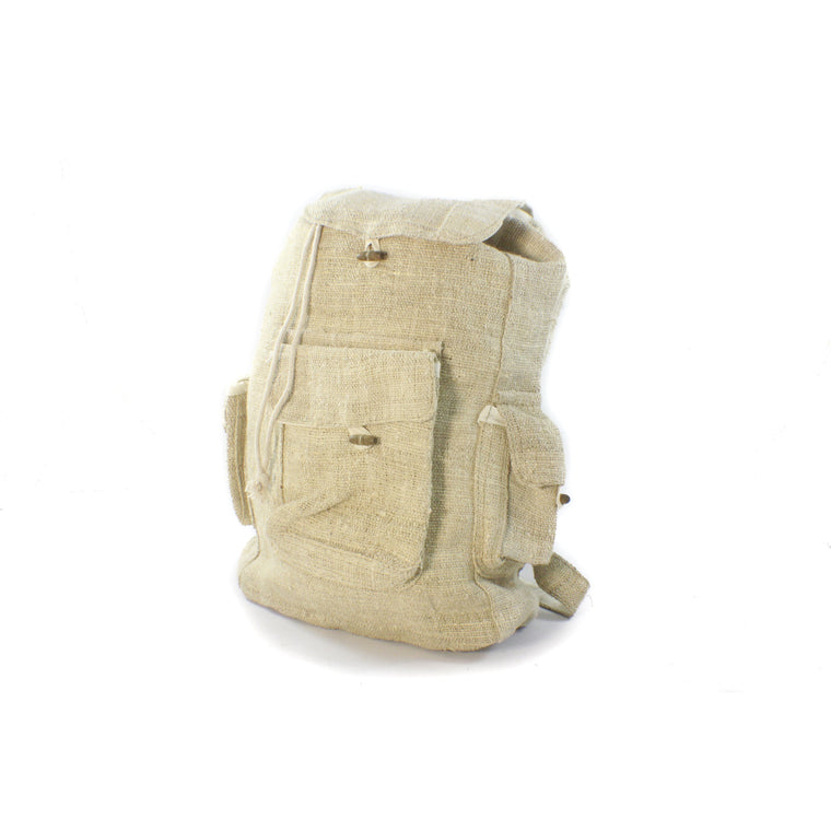 Pure Hemp Back Pack