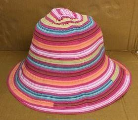 Rainbow Hat-ACCESSORIES / HATS-Long Ma Lae (THA)-Pink-The Outpost NZ