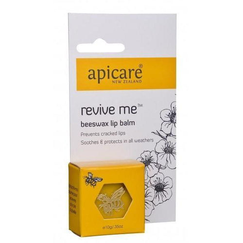 Revive Me Beeswax Lip Balm 10g-NZ SKINCARE-Honey & Herbs (NZ)-The Outpost NZ