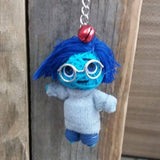 Sadness Key Ring-Stationery-Not specified-The Outpost NZ