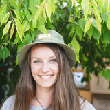 Safari Hat-ACCESSORIES / HATS-Long Ma Lae (THA)-Grey-The Outpost NZ