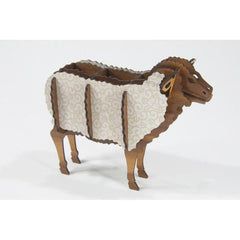 Sheep Kitset Boxed-SALE / NZ-Not specified-White Koru-S-The Outpost NZ
