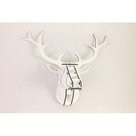 Stag Trophy Head Kitset Boxed