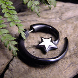Star Stretcher-JEWELLERY / PLUGS & STRETCHERS-Organic Jewelry Wholesale (THA)-The Outpost NZ