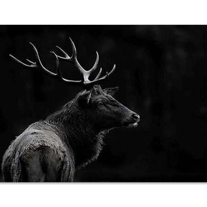 The Deer Soul NZ Print 28 x 35 cm-NZ ART-Image Vault ltd (NZ)-The Outpost NZ
