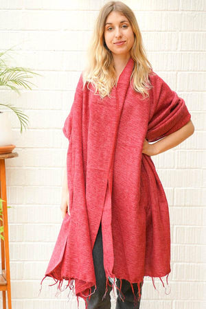 Brush Shawls Delux - The Outpost NZ