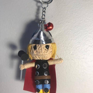 Thor Key Ring-STATIONERY-A-ON (THA)-The Outpost NZ