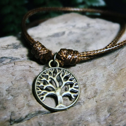 Tree of Life Thin Bracelet-JEWELLERY / BRACELET-Wattanaporn (THA)-The Outpost NZ