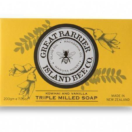 Triple Milled Soap 200g-SALE / NZ-Fragrance Holdings (NZ)-Kowhai & Vanilla-The Outpost NZ