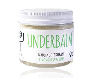 Underbalm-NZ SKINCARE-No.3 (NZ)-Lemongrass & Lime-The Outpost NZ
